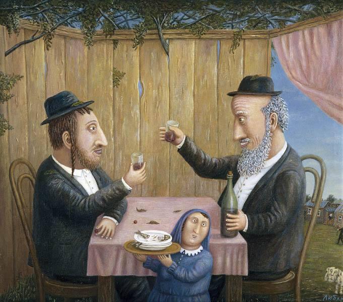 еврейские приколы картинки о сале сюжет