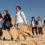 Волонтер для помощи в передвижениях участницы Таглит в группе, которая уже путешествует по стране